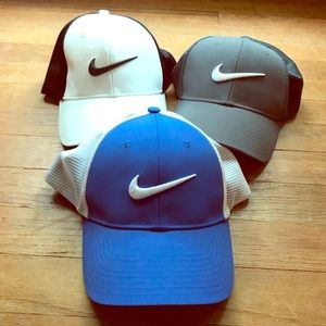 Men's Nike Golf Hat Bundle